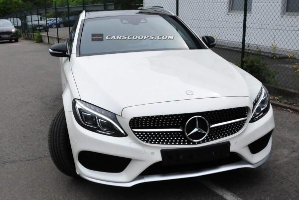 Mercedes C450 AMG Sport