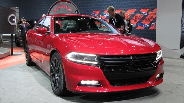 Dodge-Charger 2014