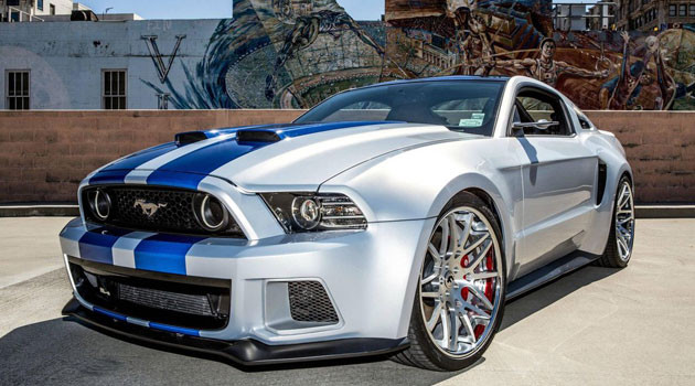 ford mustang in need for speed movie top hot cars. Black Bedroom Furniture Sets. Home Design Ideas