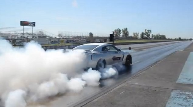 This is the fastest Nissan GT-R in the world