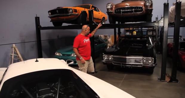 Paul Walker Car Collection 3