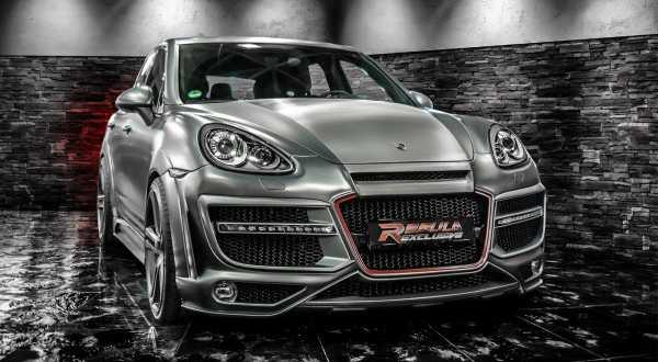 Regula and Porsche Cayenne3