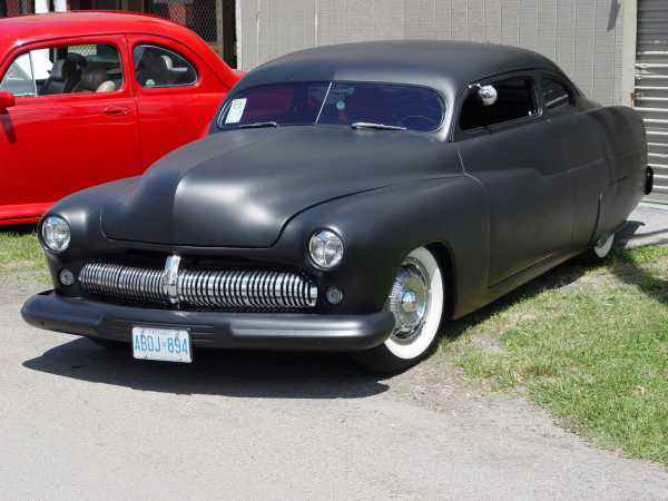 cobra mercury 1950