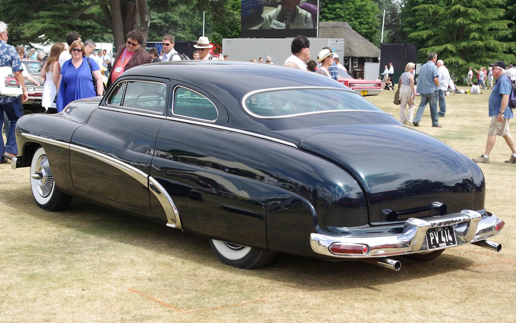 Cobra Merkury 1950 In Movie With Sly Stallone Top Hot Cars 1950s Dodge Mercury