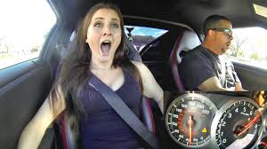 Four girls reactions to 900hp Nissan GTR