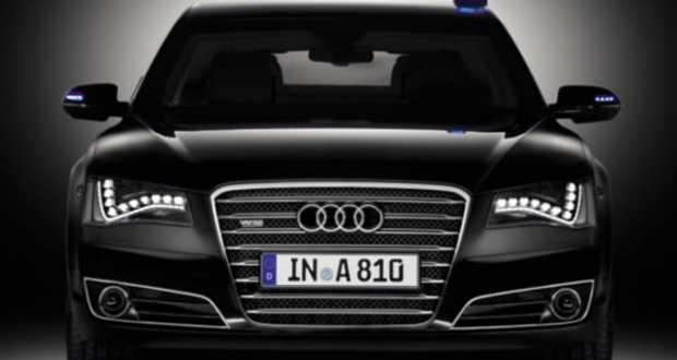 AUDI A8 offer a Great Bulletproof Car