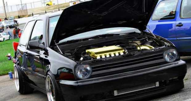 GOLF MK2 with 1150 HP