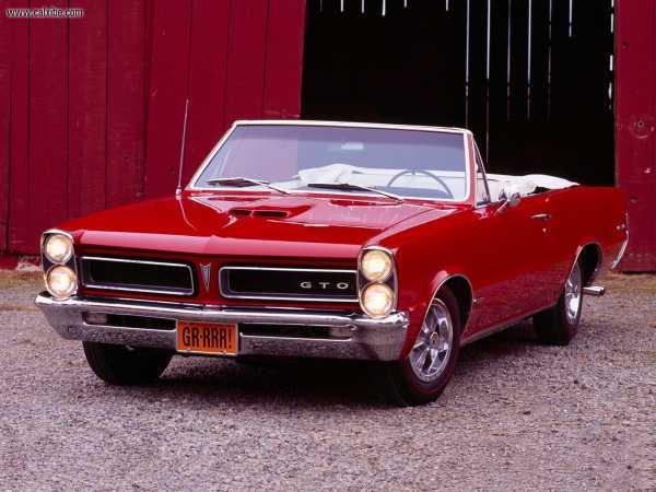 1965_Pontiac_GTO_Convertible