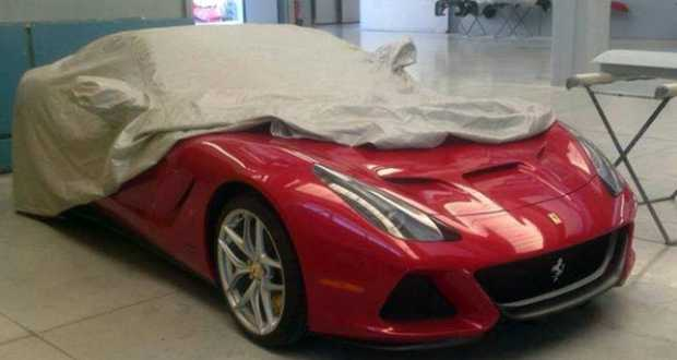 Unique Ferrari SP America