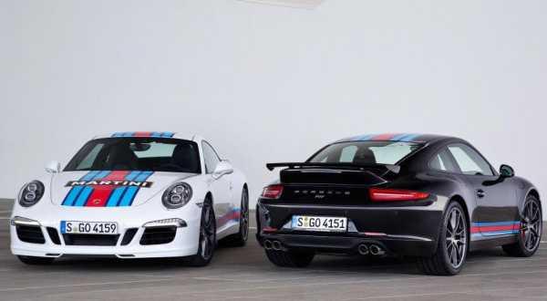 Porsche 911 S Martini Racing Editions 1