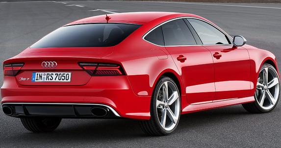 Audi Rs7 0 60 >> Audi RS7 Sportback facelift