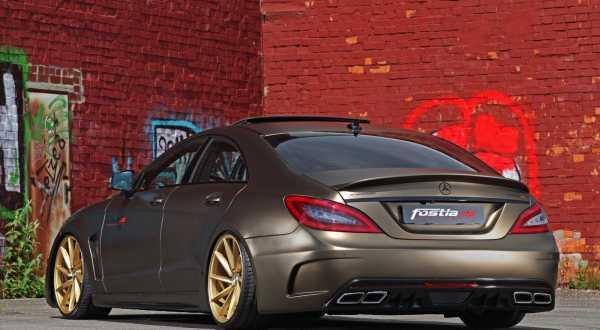 Mercedes benz cls 350 cdi by fostla for Mercedes benz 330