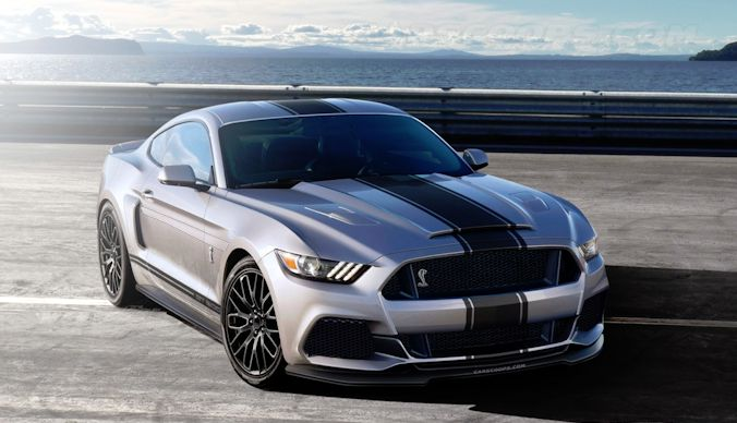 2016 Ford SVT Mustang - Top Hot Cars