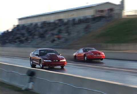 3000hp Twin Turbo Mustang