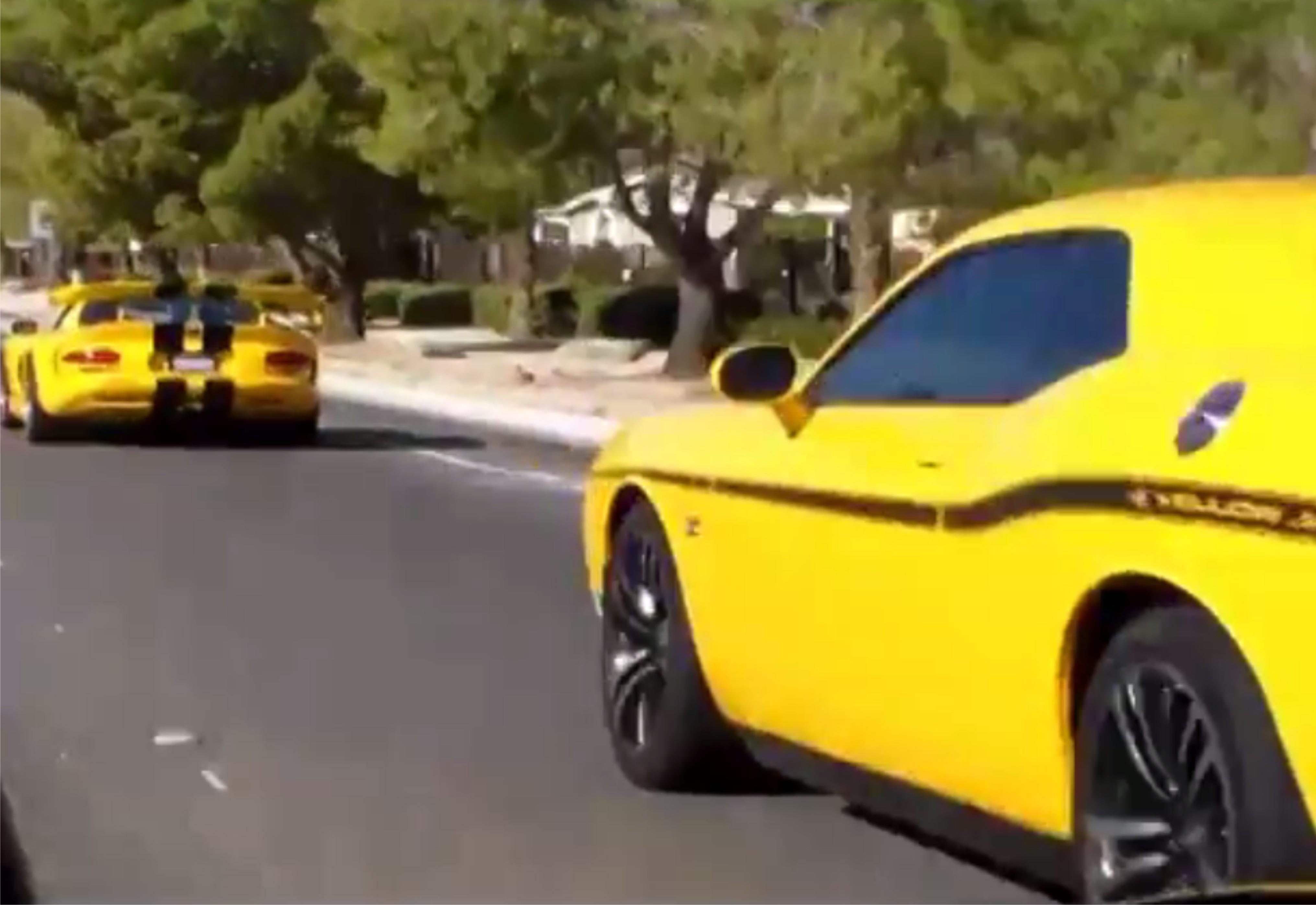 Dodge Challanger SRT, Shaker, Viper