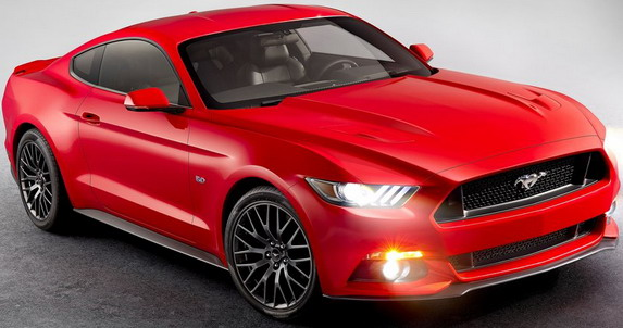 ford mustang 2015 - 1