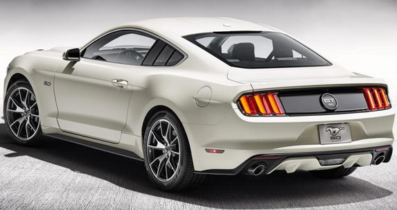 ford mustang 2015 - 4