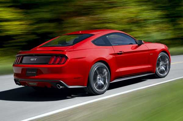ford mustang 2015 - 6