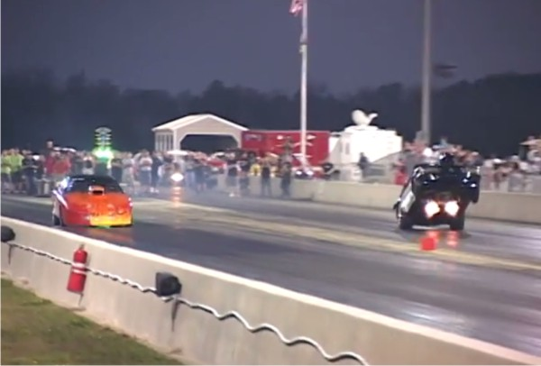 One Hell of a Drag Race