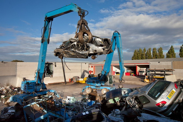 Утилизация мусора и транспортных средств