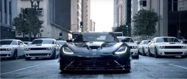 dodge viper, top hot cars