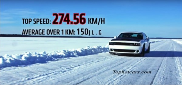 Dodge Challenger Hellcat- Top Hot Cars