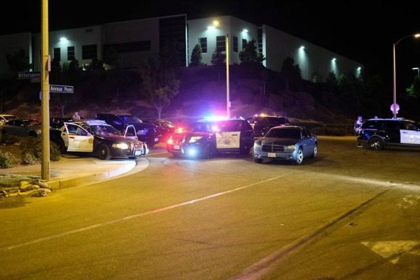 In A New Statement The Los Angeles County Police Department Said Entire Factory Site Was Turned Into An Illegal Street Racing Track Which Supposed