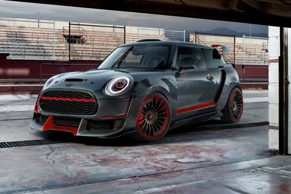 Muscle Car Rims >> 2020 John Cooper Works GP to be fastest Mini yet with over ...