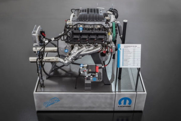 The 1,000-HP Mopar Hellephant Crate Engine Taken to the
